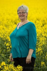 Ivonne Meeuwsen, auteur Helen van seksueel misbruik op vakantie